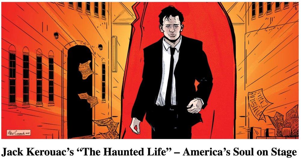 NEW - Kerouac's Haunted Life
