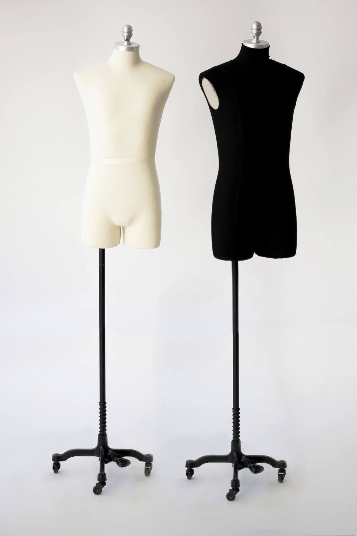Studio Menu0027s Half Leg Form