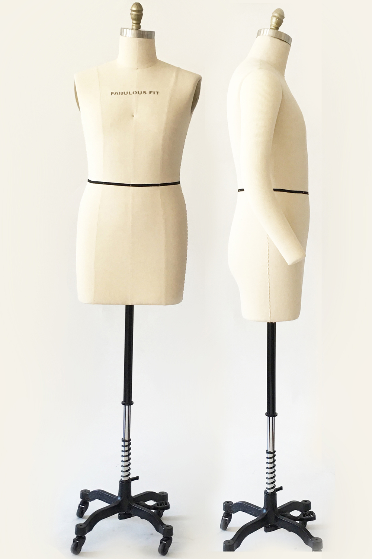 Fashion fit dress form