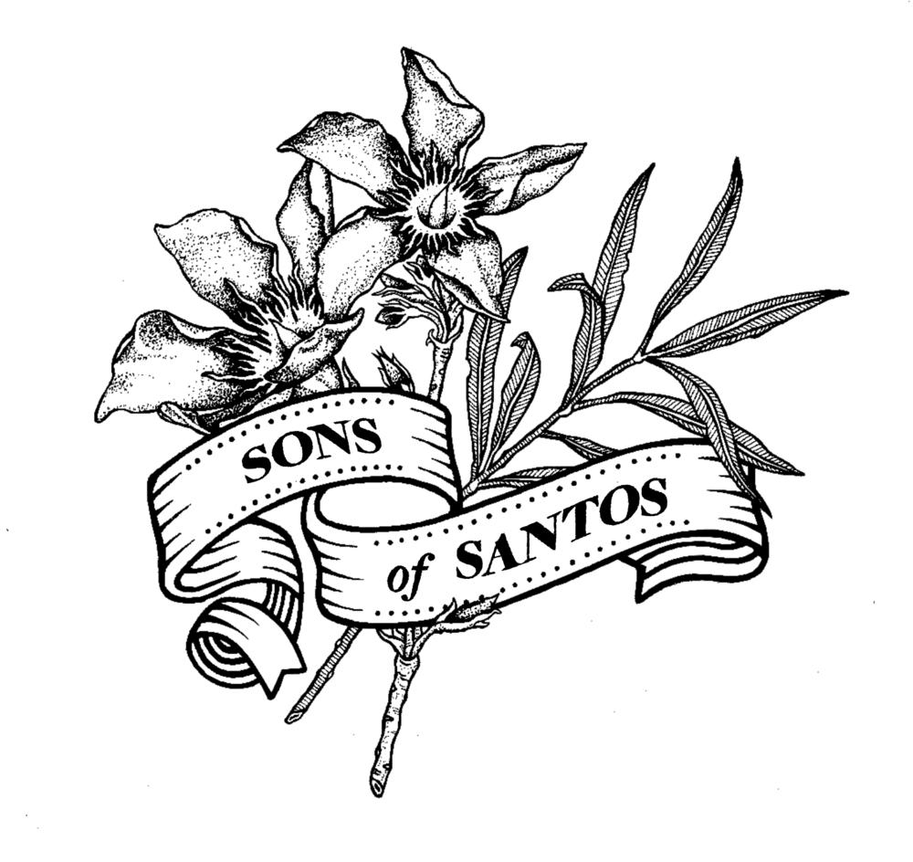 Sons of Santos Illustration