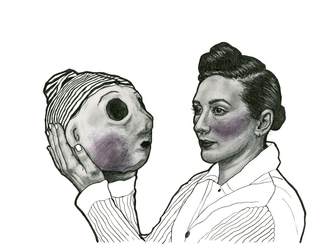 Copy of My Brightest Diamond Illustration