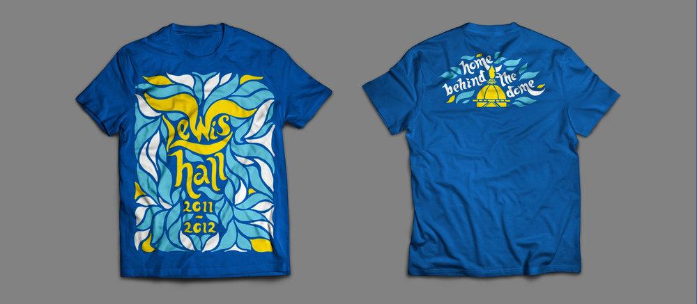 Orientation Shirt Design