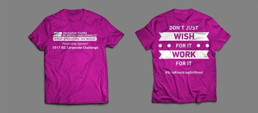 Corporate Challenge Shirt Design