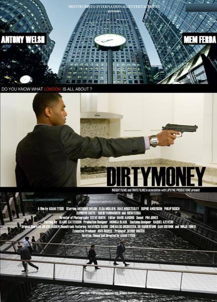 Dirty Money (A. Tysoe)