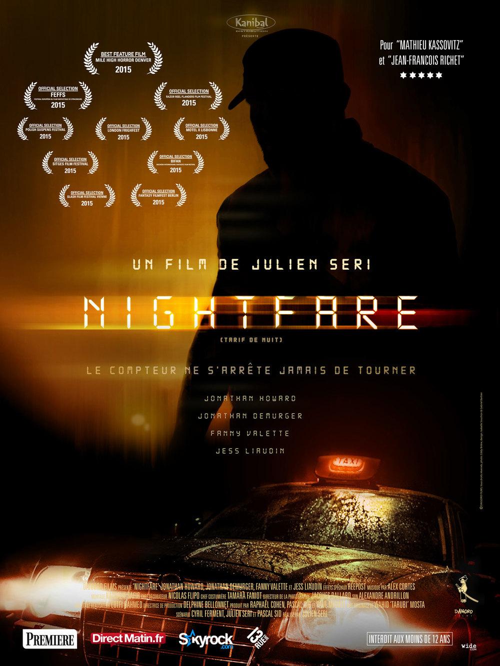 Night Fare - David Imbault - Troisième Auteur