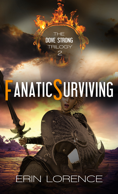 Fanatic Surviving - Second book of the Dove Strong TrilogyReleased June 7, 2019Dove Strong barely survived last summer's journey. But will this fanatical teen make it back alive from her next? Forced to trek across a hostile, desert terrain of which she is ignorant, Dove struggles on. Her faith is solid. But will it crumble when she faces her ultimate choice? Allow another family member to die...or stop her people from attacking the innocent.Buy Paperback | Buy E-book