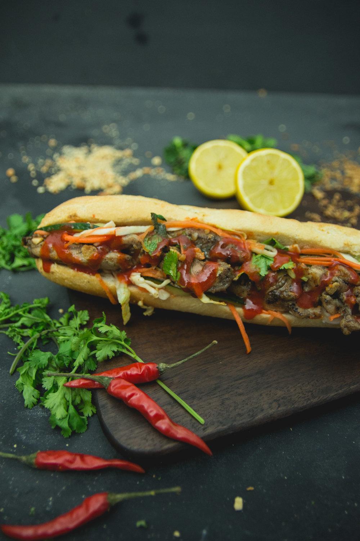 Our Vietnamese Baguette