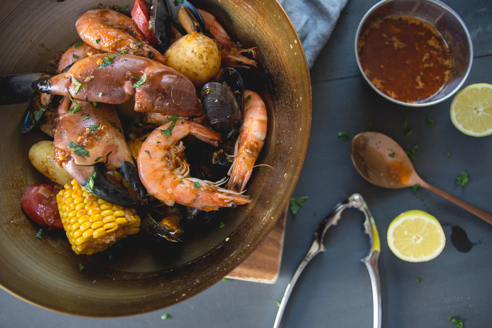 Our Seafood Boil