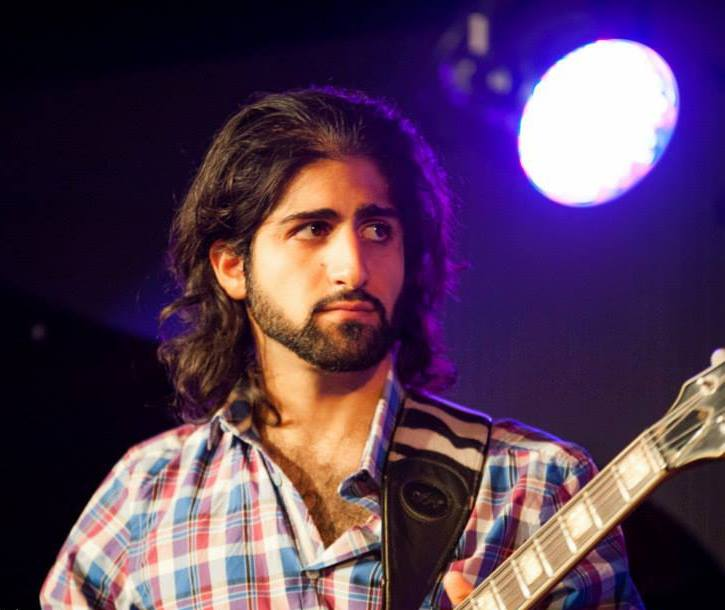 Lior Tzemah-Guitar - Born in 1994, in Ramat gan, Israel. Lior started to play the guitar at age of 11, at the local conservatory, at age 14 started his studying at the prestigious