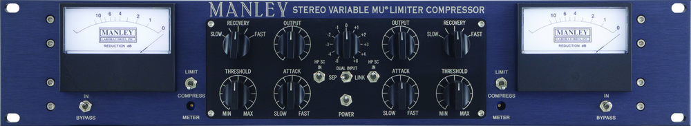 Manley Variable-Mu compressor