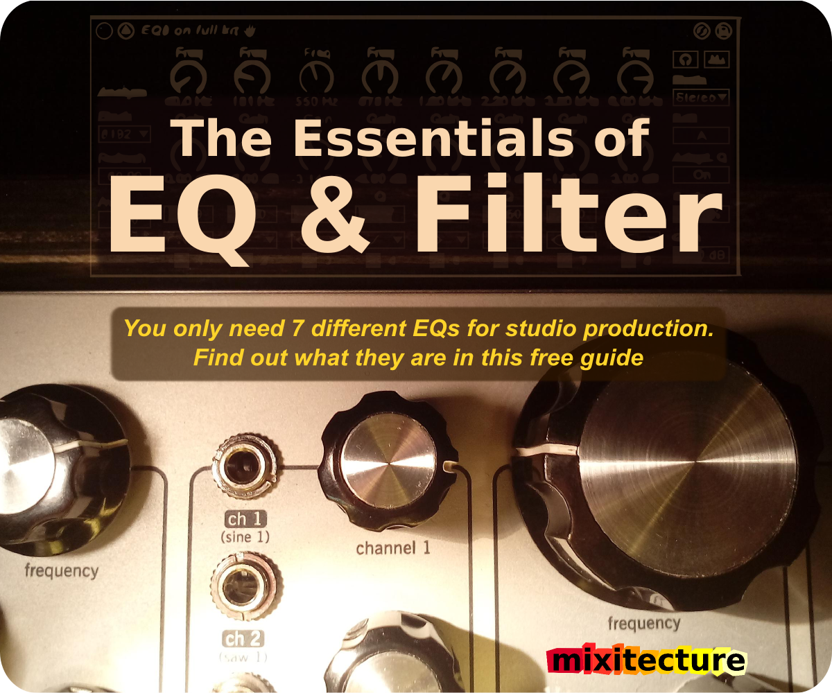 The Essentials Of Eq And Filter Mixitecture Circuits Multi Active Notch Circuit 1 Khz Bandpass