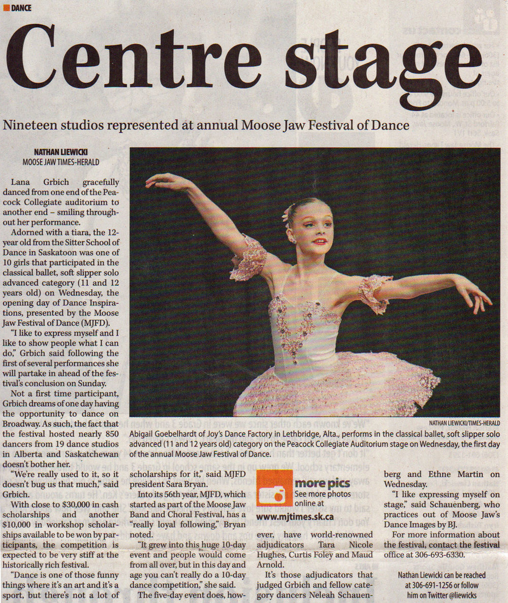 Times Herald 2015
