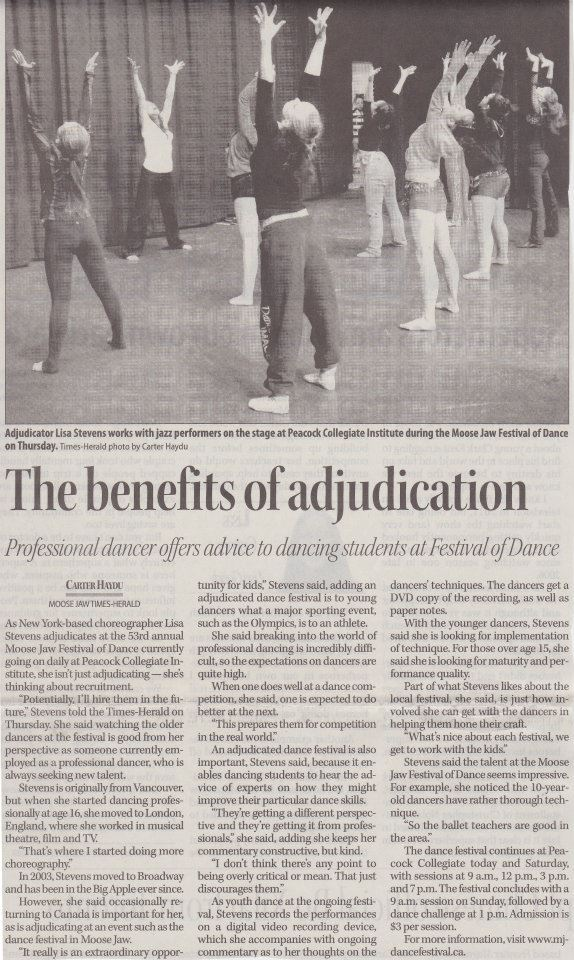 The Benefits of Adjudication