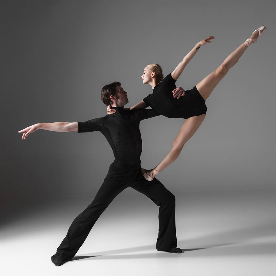 Incorporating ballet into the music festival