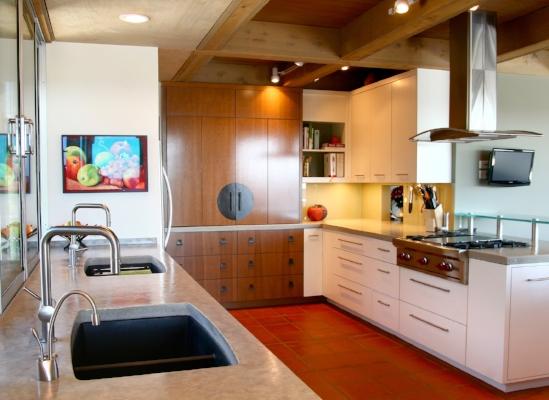 asian zen kitchen