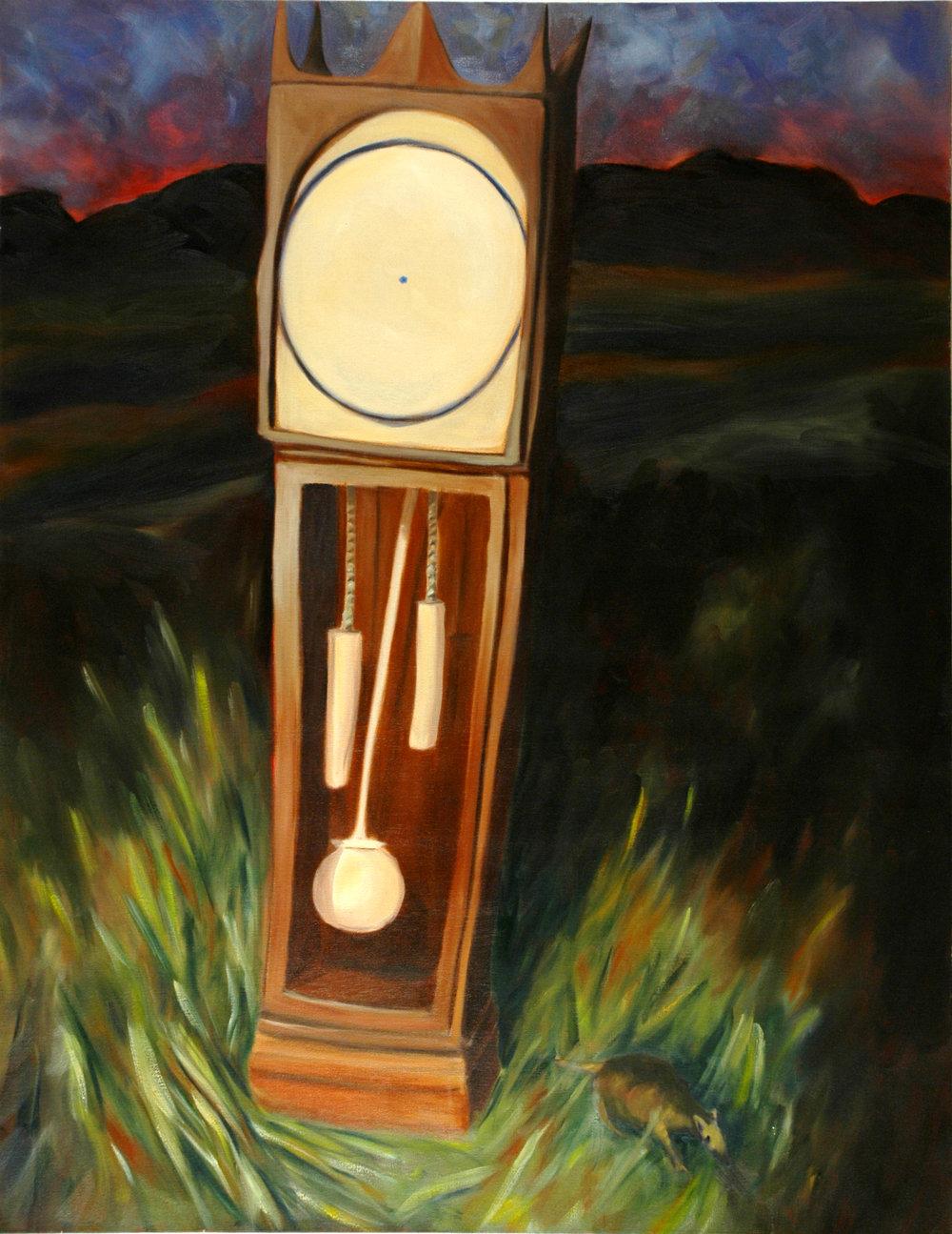 Charlotte's Clock