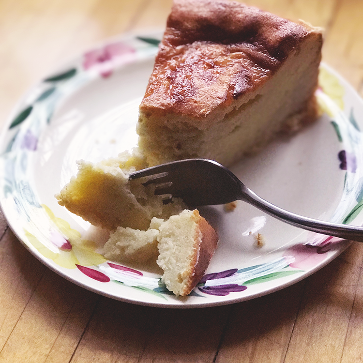 Lauku Tea Blog // German Cheesecake