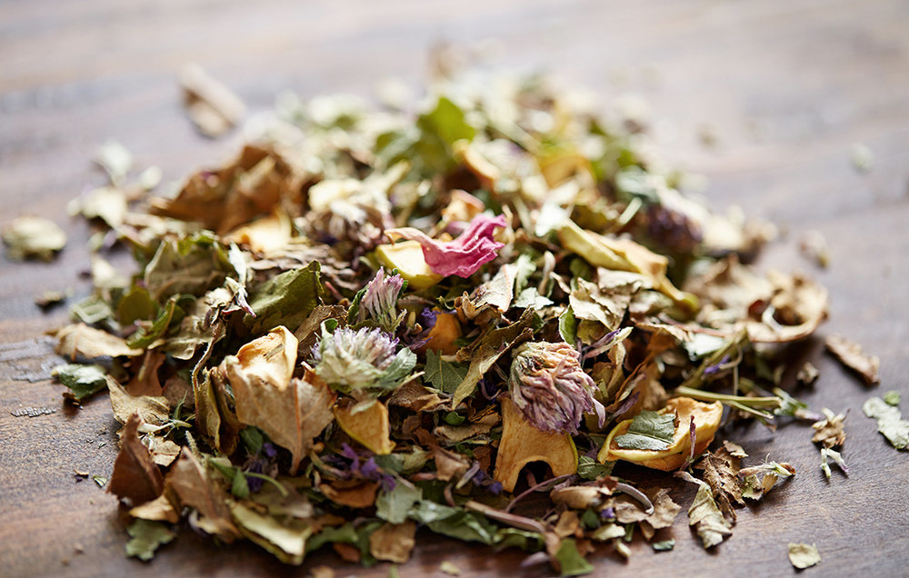 Lauku Tea Blog // The Story of the Rose Petal