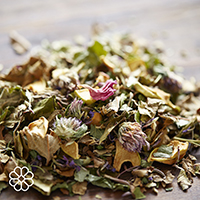 Brigita's Daylight Blend, whole leaf herbal tea