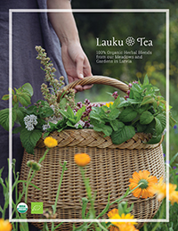 Lauku Tea Booklet