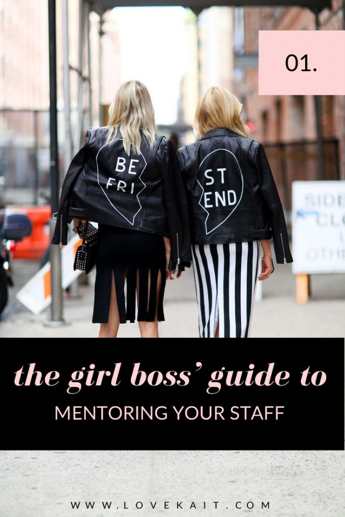 HOW TO MENTOR YOUR STAFF MANAGEMENT TIPS RETAIL