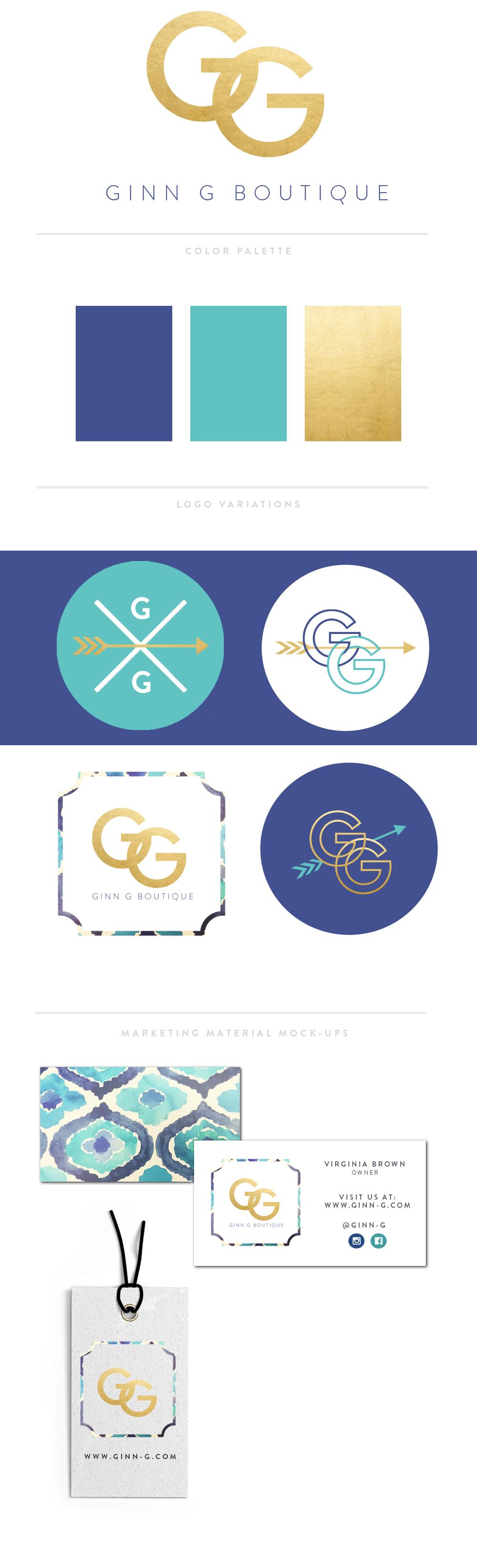 Boutique Logo & Web Design _ LoveKait.com