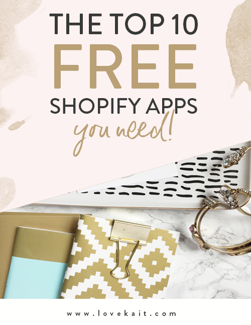 best free shopify apps for boutiques
