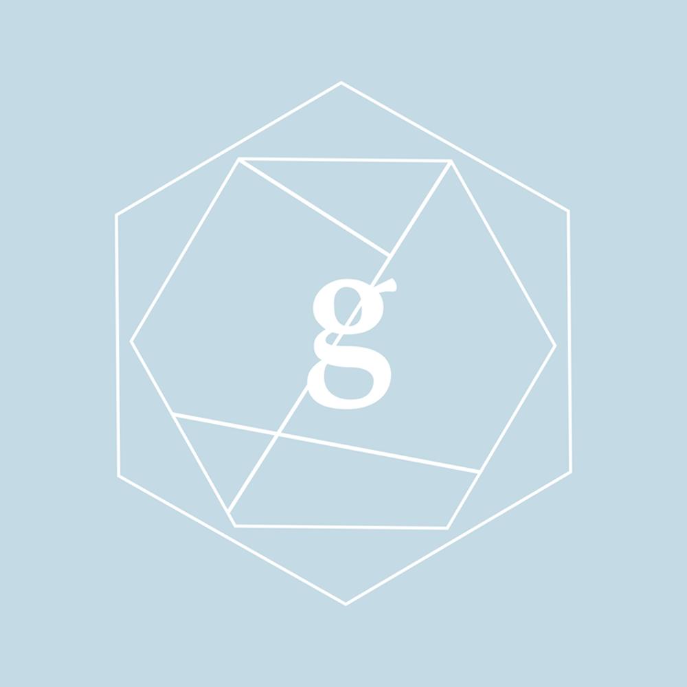 Glo Studio Logo Design LK Design Studio
