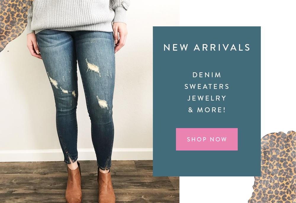 Shopify Boutique Website Design