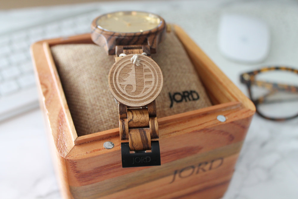 wooden watch for mothers day