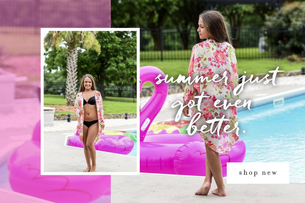 Boutique Shopify Web Design + Graphic Design