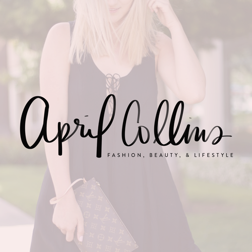 APRIL COLLINS | DARLING APRIL BLOG  BLOG & YOUTUBE BRANDING