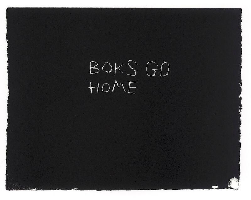 Print by Robert Hood