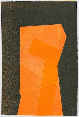 Print by Tony de Lautour