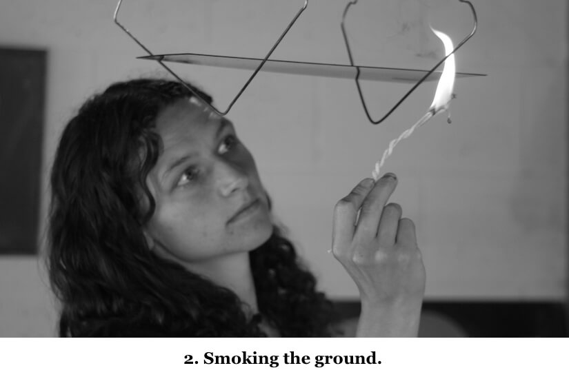 2 Smoking the ground .jpg