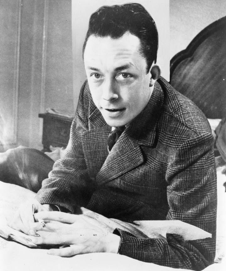 Albert Camus. Picture source: Wikipedia
