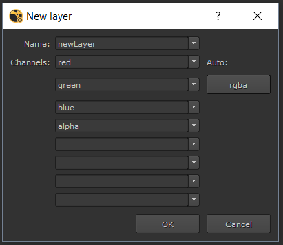 Creating a new custom layer.