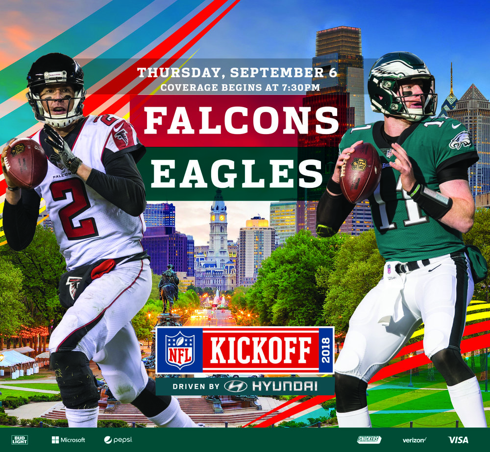2018 NFL Kickoff
