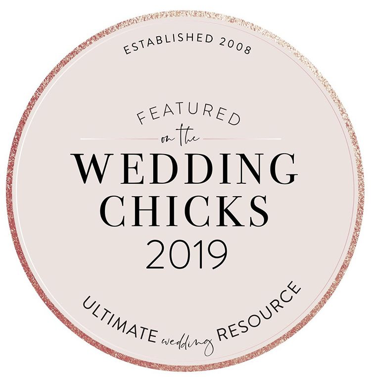 FeaturedOnWeddingChicks