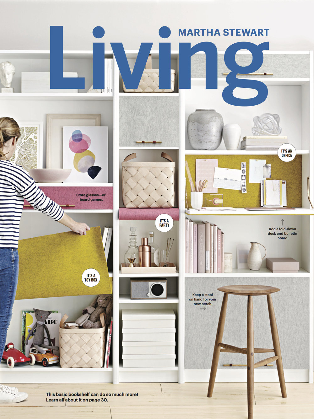 Martha Stewart Living September 2017 Cover. Prev / Next