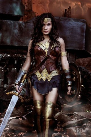 Of course, Wonder woman will be bouncing back after her newest appearance in Batman V Superman: Dawn of Justice. (blog.adafruit.com)