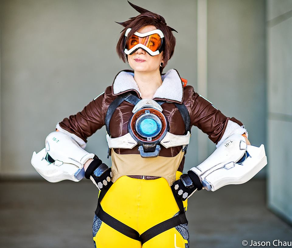 The girl who's booty caused a little too much controversy is here to stay after the mass popularity of the recently debuted  Overwatch .