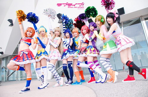 These Kawaii idols reigned in Japan for the last few years, and now they have expanded their territory overseas. Don't expect them to disappear any time soon as their beloved personalities and HUGE variety of costume options will keep fans/cosplayers going for years to come. (@AnimeRukia, www.weheartit.com)