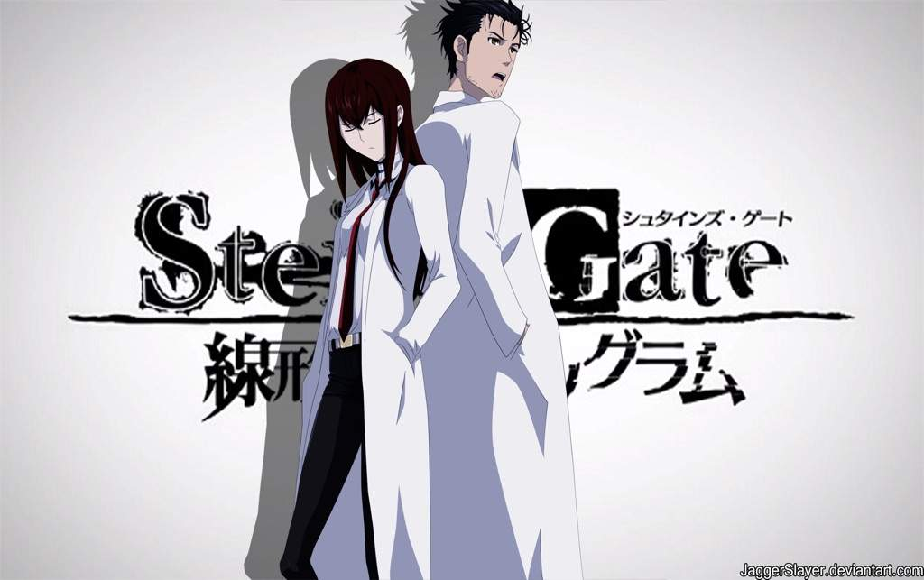 anime of the week steins gate the con fidential