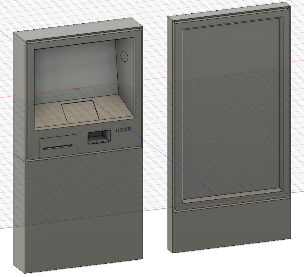 V3 Kiosk Concept (September 2018 Launch)