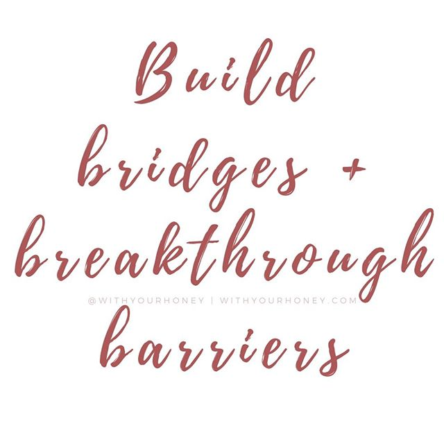 Each bridge you build takes your business to new places.⠀⠀⠀⠀⠀⠀⠀⠀⠀ ⠀⠀⠀⠀⠀⠀⠀⠀⠀ The more bridges you build the better connected you are. You can go more places.⠀⠀⠀⠀⠀⠀⠀⠀⠀ ⠀⠀⠀⠀⠀⠀⠀⠀⠀ You can get to where you want to go faster.⠀⠀⠀⠀⠀⠀⠀⠀⠀ ⠀⠀⠀⠀⠀⠀⠀⠀⠀ Use your network as interconnected bridges that help you accomplish your goals.⠀⠀⠀⠀⠀⠀⠀⠀⠀ ⠀⠀⠀⠀⠀⠀⠀⠀⠀ Then maintain those bridges and develop them both ways so they grow stronger and can support more activity.⠀⠀⠀⠀⠀⠀⠀⠀⠀ ⠀⠀⠀⠀⠀⠀⠀⠀⠀ Tag someone you consider a bridge AND message them to see how you can help each other out!