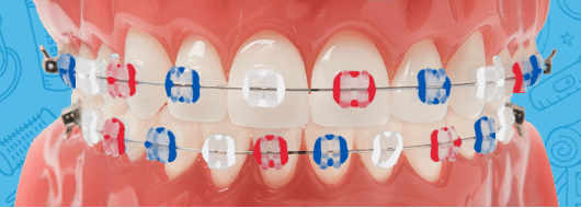 Red, White, and Blue patriotic braces