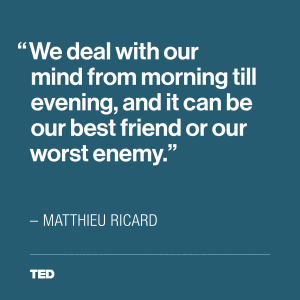 Want to be happy? Slow down. | ideas.ted.com