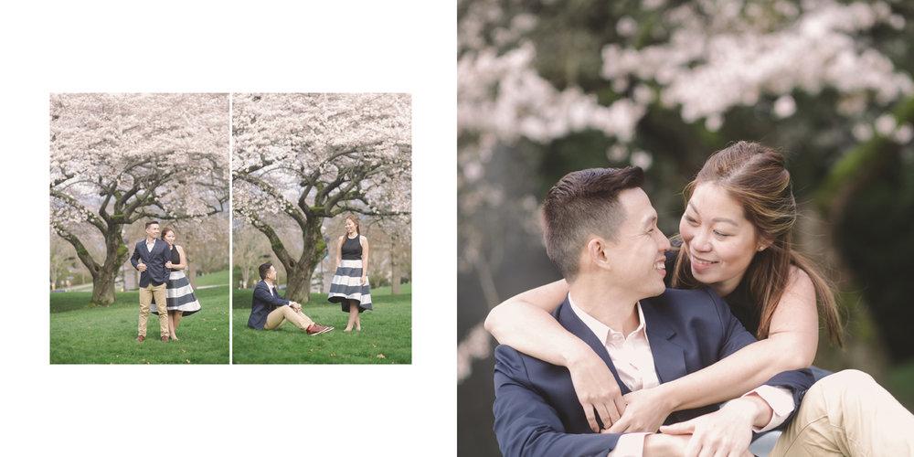 Couple-under-the-cherry-blossom-tree-vancouver-ubc-rosegarden