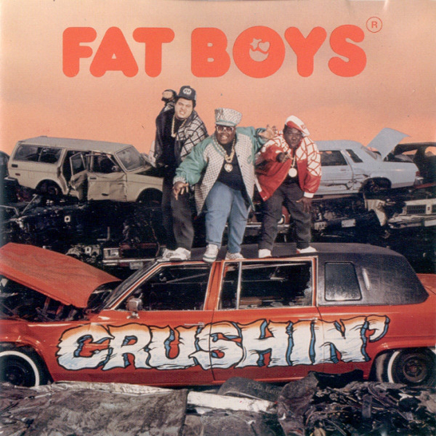 Brooklyn rap group The Fat Boys dropped their fourth studio album Crushin'on Aug. 14, 1987. Though the hip-hop trio had been around for much of the early 1980's,Crushin'would prove to be their breakout album into the mainstream market.